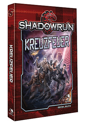 Einfach und sicher online bestellen: Shadowrun 5: Kreuzfeuer (Softcover) in Österreich kaufen.