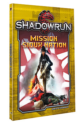 Einfach und sicher online bestellen: Shadowrun 5: Mission Sioux Nation in Österreich kaufen.