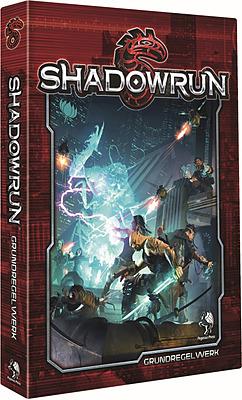 Einfach und sicher online bestellen: Shadowrun 5. Edition Regelbuch Softcover in Österreich kaufen.