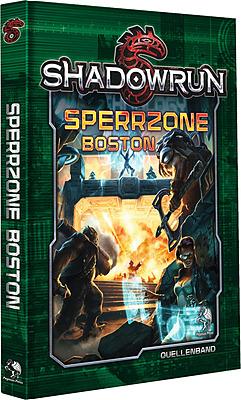 Einfach und sicher online bestellen: Shadowrun 5: Sperrzone Boston in Österreich kaufen.