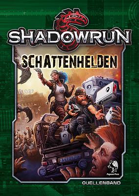 Einfach und sicher online bestellen: Shadowrun: Schattenhelden in Österreich kaufen.