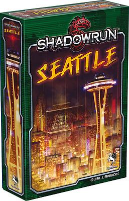 Einfach und sicher online bestellen: Shadowrun 5: Seattle - Stadt der Schatten in Österreich kaufen.
