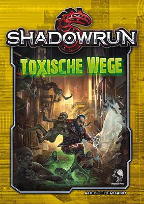 Einfach und sicher online bestellen: Shadowrun: Toxische Wege in Österreich kaufen.