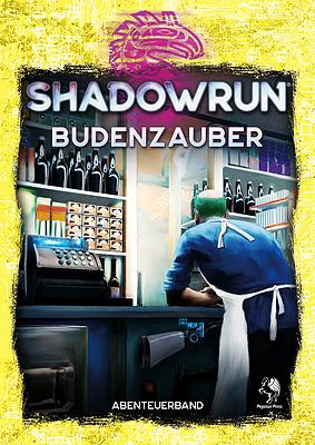 Einfach und sicher online bestellen: Shadowrun 6: Budenzauber in Österreich kaufen.