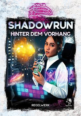 Einfach und sicher online bestellen: Shadowrun 6: Hinter dem Vorhang in Österreich kaufen.