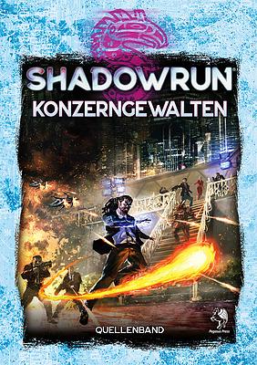 Einfach und sicher online bestellen: Shadowrun 6: Konzerngewalten in Österreich kaufen.