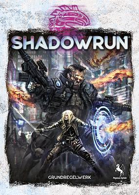 Einfach und sicher online bestellen: Shadowrun 6. Edition Grundregelwerk in Österreich kaufen.