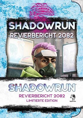 Einfach und sicher online bestellen: Shadowrun 6: Revierbericht 2082 in Österreich kaufen.