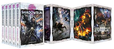 Einfach und sicher online bestellen: Shadowrun 6. Edition Grundregelwerk Spielbundle in Österreich kaufen.