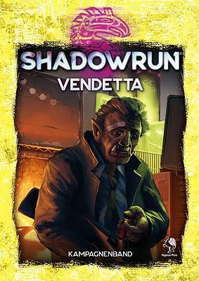 Einfach und sicher online bestellen: Shadowrun 6: Vendetta in Österreich kaufen.