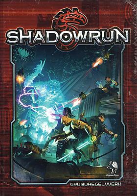 Einfach und sicher online bestellen: Shadowrun 5. Edition Regelbuch in Österreich kaufen.