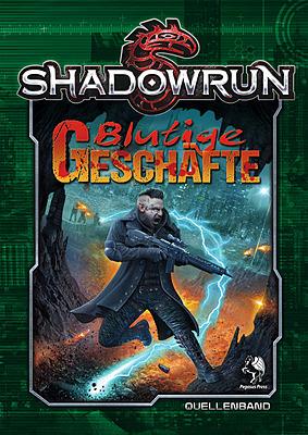 Einfach und sicher online bestellen: Shadowrun 5: Blutige Geschäfte in Österreich kaufen.