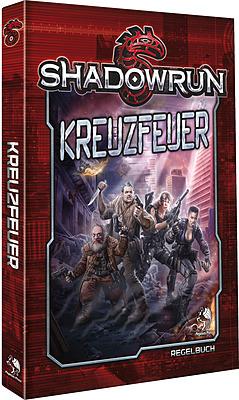 Einfach und sicher online bestellen: Shadowrun 5: Kreuzfeuer (Hardcover) in Österreich kaufen.