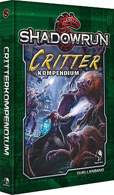 Einfach und sicher online bestellen: Shadowrun 5: Critterkompendium in Österreich kaufen.