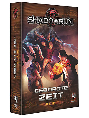Einfach und sicher online bestellen: Shadowrun: Geborgte Zeit in Österreich kaufen.