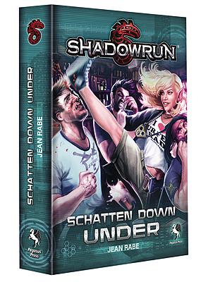 Einfach und sicher online bestellen: Shadowrun: Schatten Down Under in Österreich kaufen.