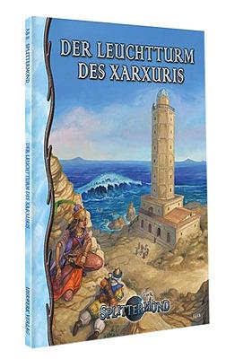 Einfach und sicher online bestellen: Splittermond: Der Leuchtturm des Xarxuris in Österreich kaufen.