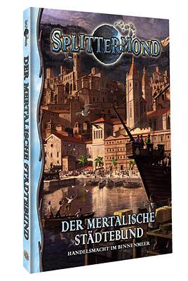 Einfach und sicher online bestellen: Splittermond: Der Mertalische Städtebund in Österreich kaufen.