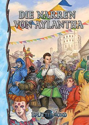 Einfach und sicher online bestellen: Splittermond: Die Narren von Aylantha in Österreich kaufen.