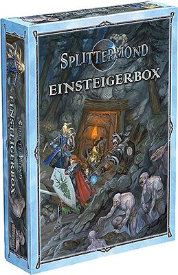 Einfach und sicher online bestellen: Splittermond Einsteigerbox: Aufbruch ins Abenteuer in Österreich kaufen.