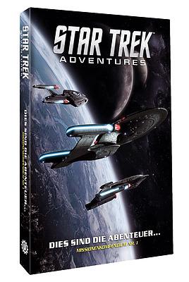 Einfach und sicher online bestellen: Star Trek Adventures: Dies sind die Abenteuer in Österreich kaufen.