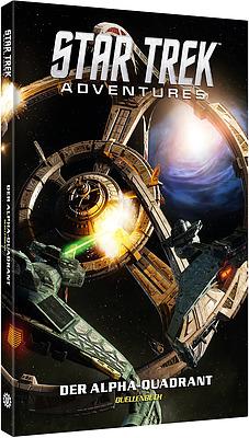 Einfach und sicher online bestellen: Star Trek Adventures Der Alpha-Quadrant in Österreich kaufen.