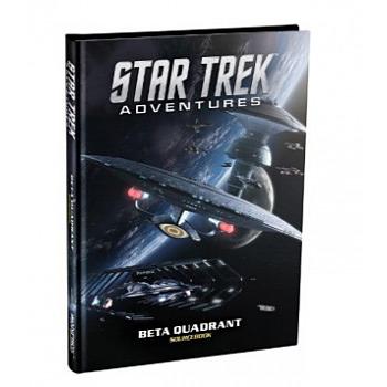 Einfach und sicher online bestellen: Star Trek Adventures: Beta Quadrant Sourcebook in Österreich kaufen.