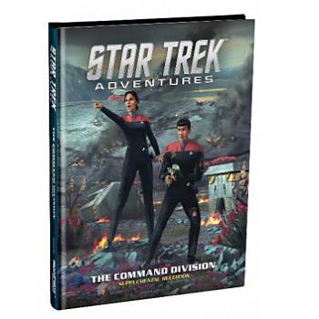 Einfach und sicher online bestellen: Star Trek Adventures: Command Division Supplement in Österreich kaufen.