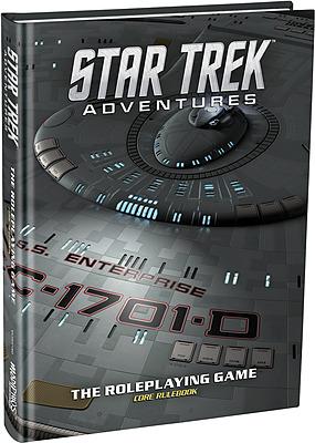 Einfach und sicher online bestellen: Star Trek Adventures: Core Rulebook in Österreich kaufen.