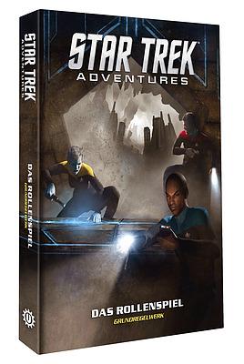 Einfach und sicher online bestellen: Star Trek Adventures Grundregelwerk in Österreich kaufen.