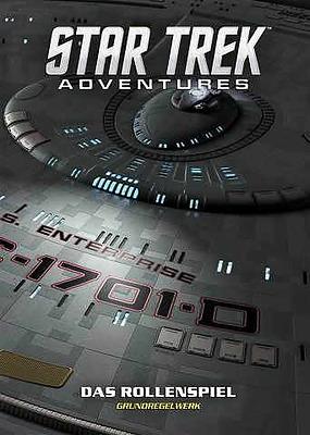 Einfach und sicher online bestellen: Star Trek Adventures Grundregelwerk limitierte in Österreich kaufen.