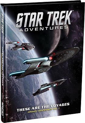 Einfach und sicher online bestellen: Star Trek Adventures: These are the Voyages in Österreich kaufen.