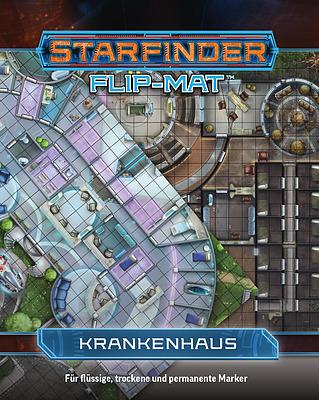 Einfach und sicher online bestellen: Starfinder Flip-Mat: Krankenhaus in Österreich kaufen.