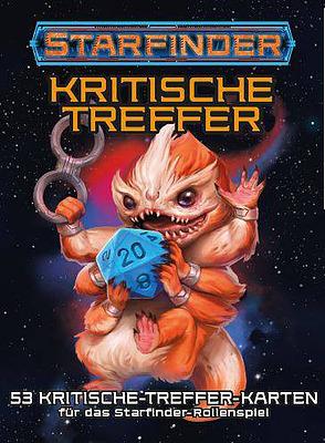 Einfach und sicher online bestellen: Starfinder Kartenset: Kritische Treffer in Österreich kaufen.