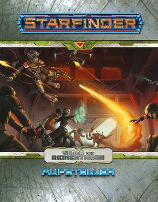 Einfach und sicher online bestellen: Starfinder Wider den Aionenthron Aufsteller in Österreich kaufen.
