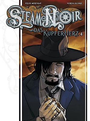 Einfach und sicher online bestellen: Steam Noir - Das Kupferherz Bd. 4 in Österreich kaufen.