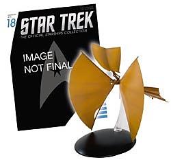Einfach und sicher online bestellen: Star Trek Official Starships Collection #18 in Österreich kaufen.