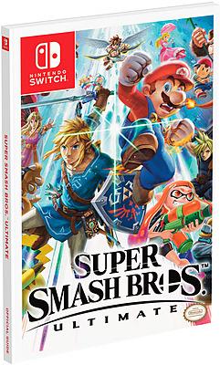 Einfach und sicher online bestellen: Super Smash Bros. Ultimate Offizelle Lösungsbuch in Österreich kaufen.