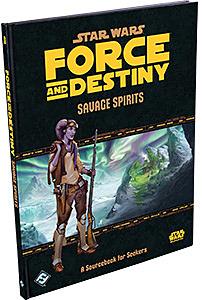 Einfach und sicher online bestellen: SW Force and Destiny: Savage Spirits in Österreich kaufen.