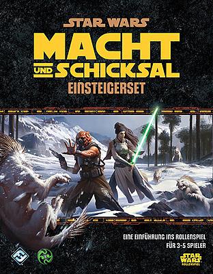 Einfach und sicher online bestellen: Star Wars: Macht und Schicksal Einsteigerset in Österreich kaufen.