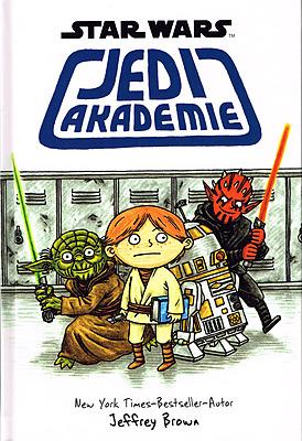 Einfach und sicher online bestellen: Star Wars: Jedi Akademie in Österreich kaufen.