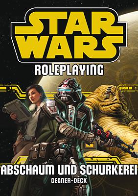 Einfach und sicher online bestellen: Star Wars Rollenspiel: Gegner-Deck Abschaum in Österreich kaufen.