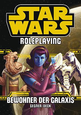 Einfach und sicher online bestellen: Star Wars Rollenspiel: Gegner-Deck Bewohner in Österreich kaufen.