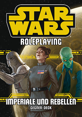 Einfach und sicher online bestellen: Star Wars Rollenspiel: Gegner-Deck Imperiale in Österreich kaufen.