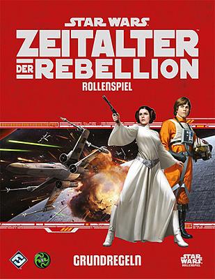 Einfach und sicher online bestellen: Star Wars: Zeitalter der Rebellion Grundregeln in Österreich kaufen.