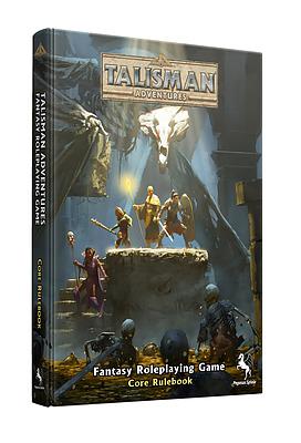 Einfach und sicher online bestellen: Talisman Adventures RPG Core Rulebook in Österreich kaufen.