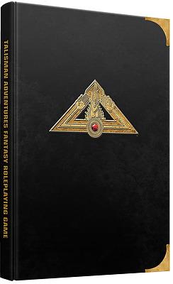 Einfach und sicher online bestellen: Talisman Adventures RPG Core Rulebook Limited in Österreich kaufen.