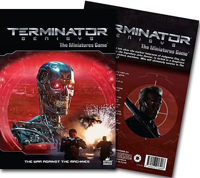 Einfach und sicher online bestellen: Terminator War Against the Machines Rulebook in Österreich kaufen.