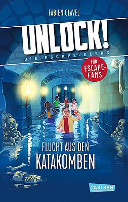 Einfach und sicher online bestellen: Unlock! - Flucht aus den Katakomben in Österreich kaufen.