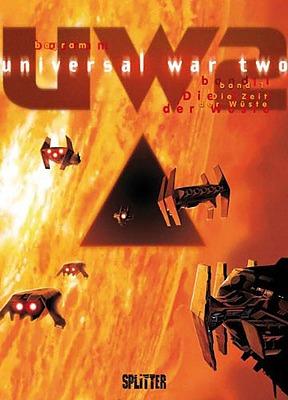 Einfach und sicher online bestellen: Universal War Two 01 - Die Zeit der Wüste in Österreich kaufen.
